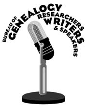 Bureau of Genealogy Researchers, Writers & Speakers